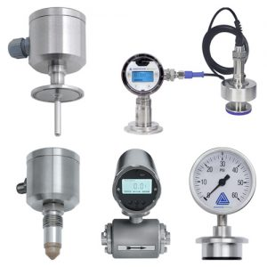 Sensors And Equipment For Hygienic Application