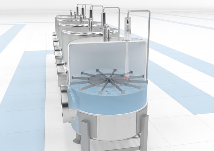 Adaptable Level Measurement with Ultrasonic Technology